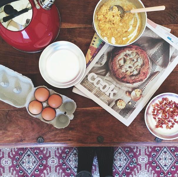 Breakfast - Laura Godfrey