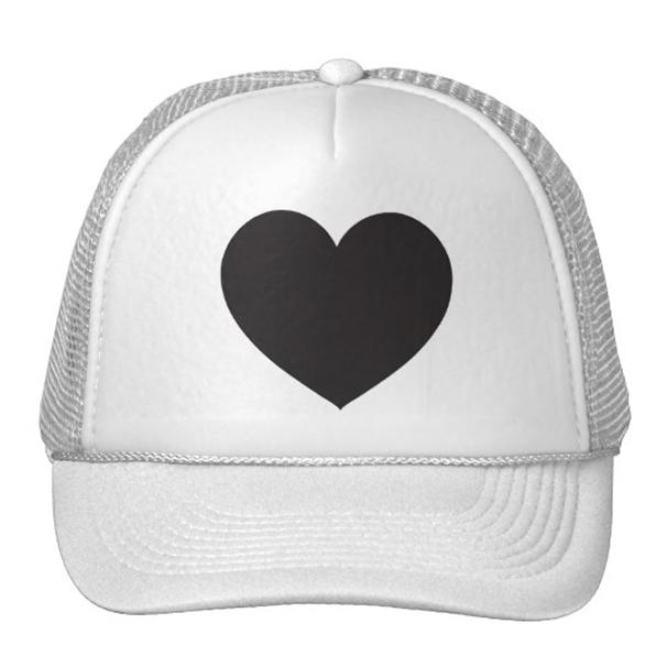 Heart Cap | Hugo Love Tiki